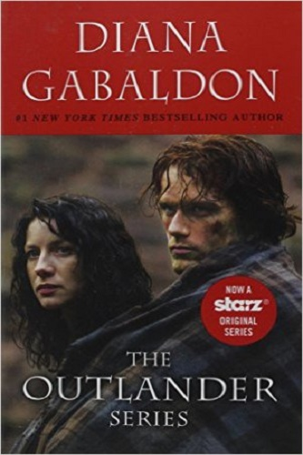 Outlander 4-Copy Boxed Set Outlander, Dragonfly in Amber, Voyager, Drums of Autumn Review